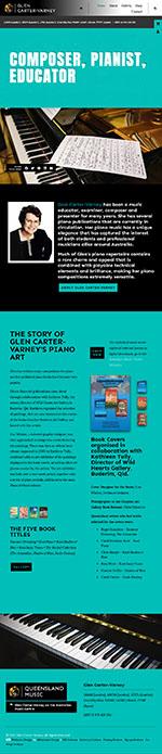 Glen Carter- Varney:Tablet View